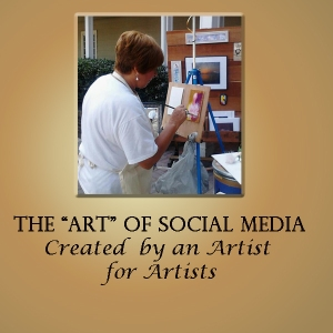 Social media class for artist