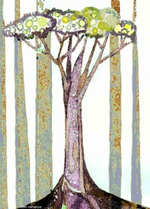 Funky Trees, LizDesign