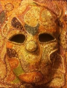 Milagros Coleman-Mask-Oshun